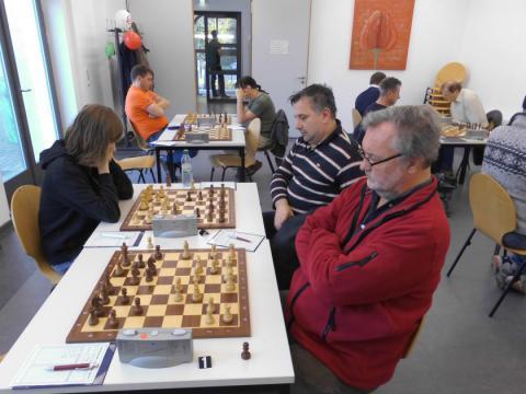 Spielbericht 1. Mannschaft 1. Runde der BMM 2017/ 18   Schachfreunde ...