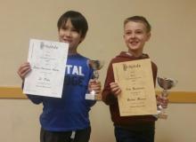 Sieger bei der BJEM 2017 U10